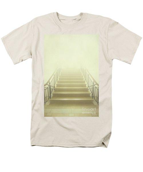 Stairway To Heaven T-Shirt by Evelina Kremsdorf