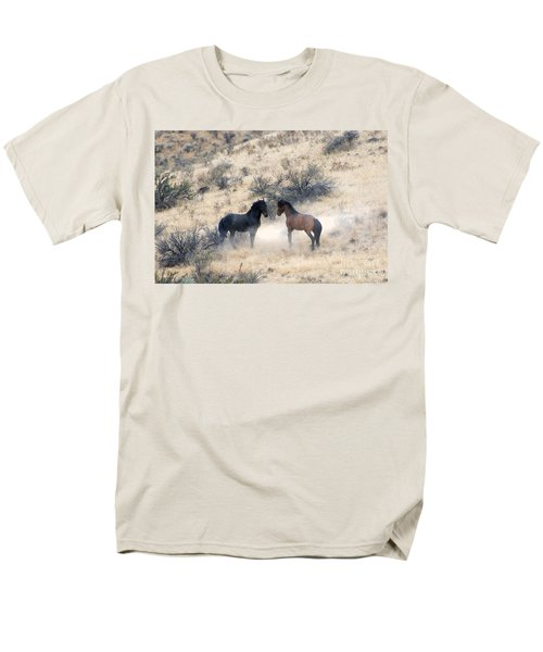Stand-Off T-Shirt by Mike  Dawson