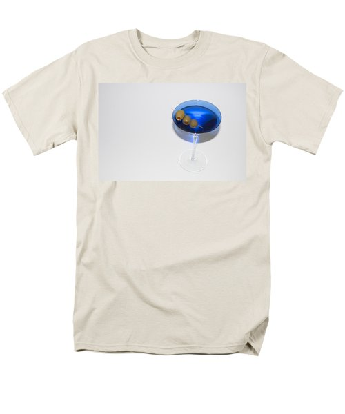 The Cocktail Hour T-Shirt by Bill Cannon