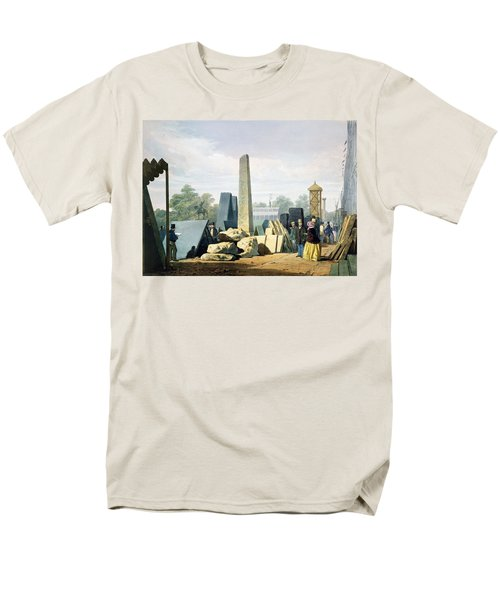 The Exterior, From Dickinsons Men's T-Shirt  (Regular Fit) by English School