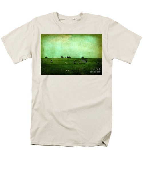 The Green Yonder T-Shirt by Trish Mistric