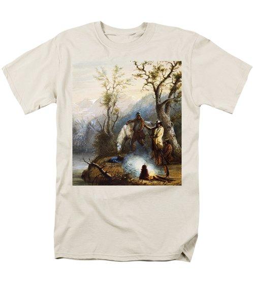 The Hump Rib T-Shirt by Alfred Jacob Miller