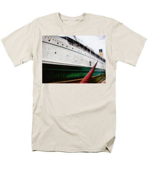 The S.S. Keewatin T-Shirt by Michelle Calkins