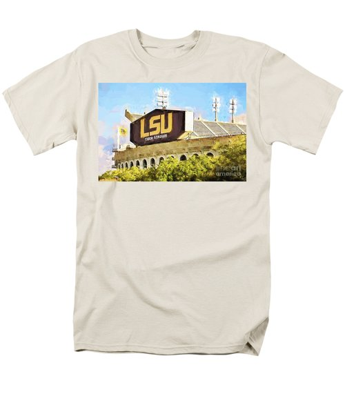 Tiger Stadium T-Shirt by Scott Pellegrin