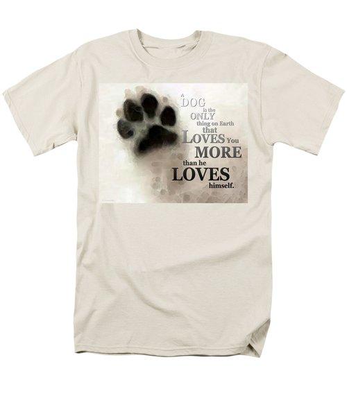 True Love - By Sharon Cummings Words by Billings T-Shirt by Sharon Cummings