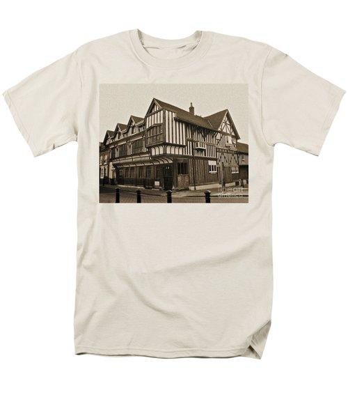 Tudor House Southampton T-Shirt by Terri  Waters
