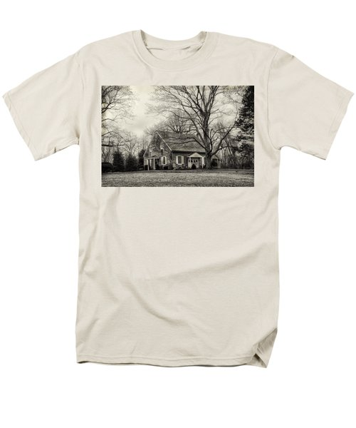 Upper Dublin Meetinghouse in Sepia T-Shirt by Bill Cannon