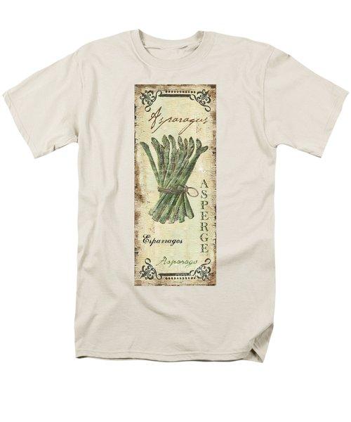 Vintage Vegetables 1 Men's T-Shirt  (Regular Fit) by Debbie DeWitt