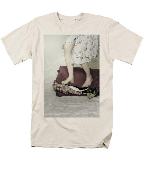 when a woman travels T-Shirt by Joana Kruse