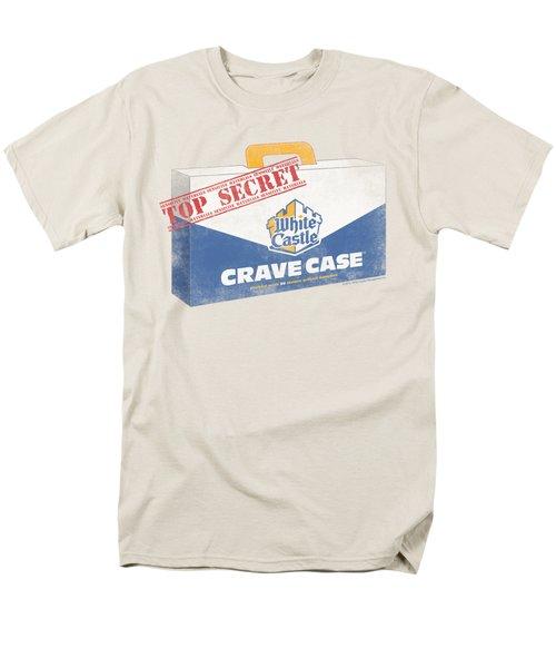 White Castle - Crave Case Men's T-Shirt  (Regular Fit) by Brand A