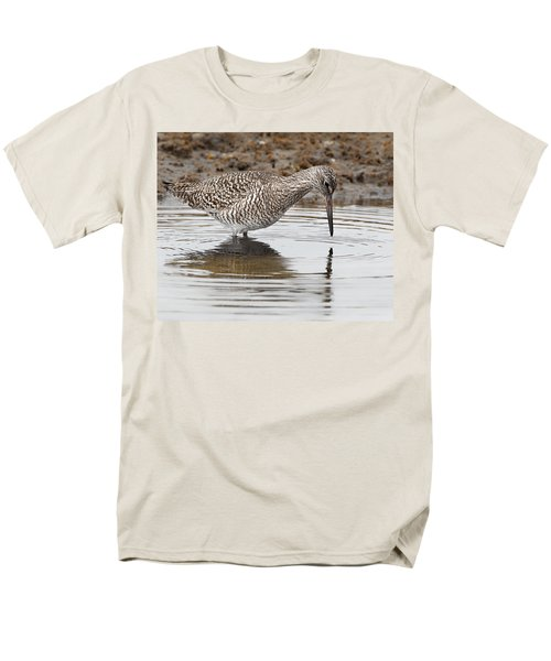Willet Men's T-Shirt  (Regular Fit) by Bill Wakeley
