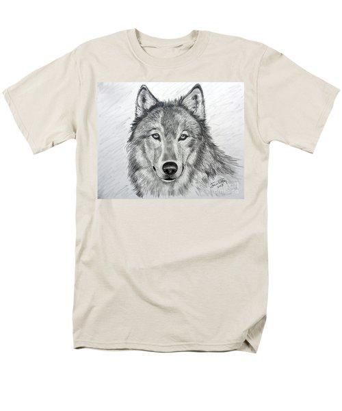 Wolf T-Shirt by Julie Brugh Riffey