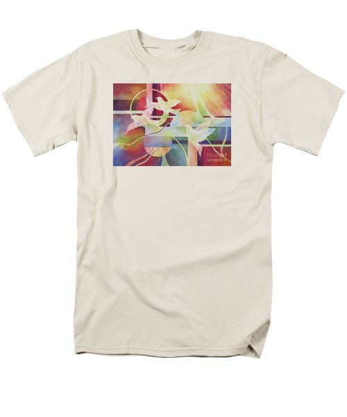 World Peace 2 T-Shirt by Deborah Ronglien