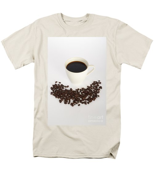 Coffee T-Shirt by Photo Researchers, Inc.