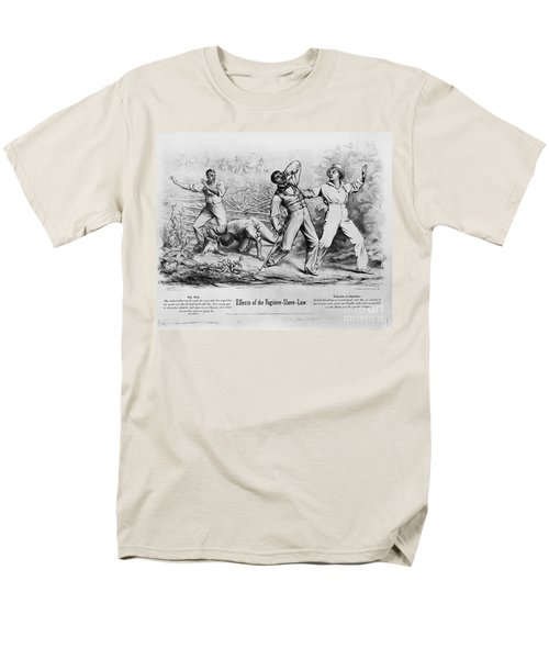 Fugitive Slave Law T-Shirt by Photo Researchers