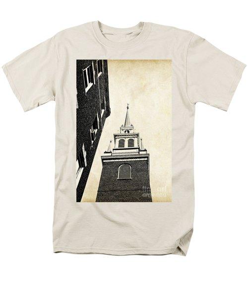 Old North Church in Boston T-Shirt by Elena Elisseeva