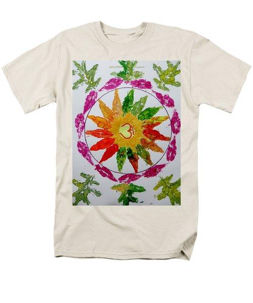 Autumn Chakra T-Shirt by Sonali Gangane