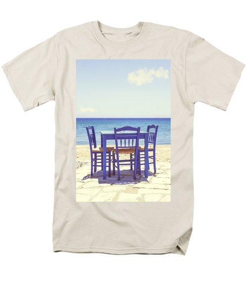 blue T-Shirt by Joana Kruse