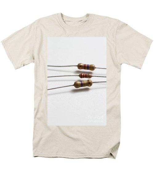 Carbon Film Resistors T-Shirt by Photo Researchers, Inc.