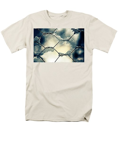 chainlink fence T-Shirt by Joana Kruse