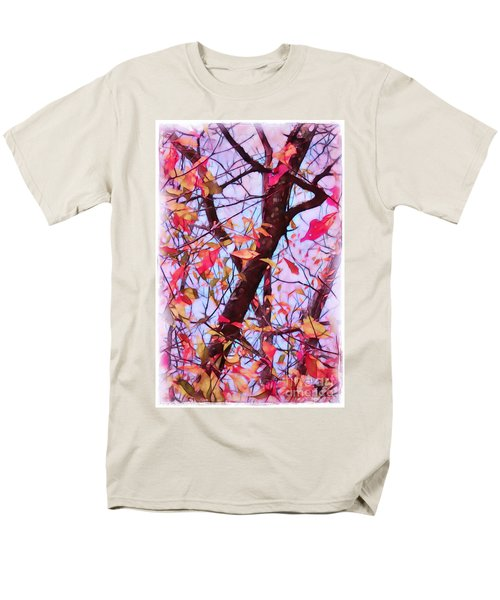 Crisp Autumn Day T-Shirt by Judi Bagwell