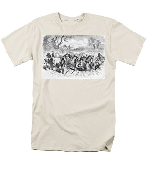 Effects Of Emancipation Proclamation T-Shirt by Photo Researchers