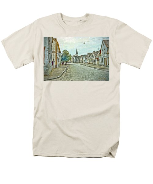 German Village T-Shirt by Chuck Staley