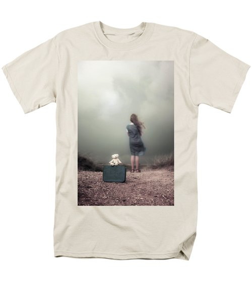 girl in the dunes T-Shirt by Joana Kruse