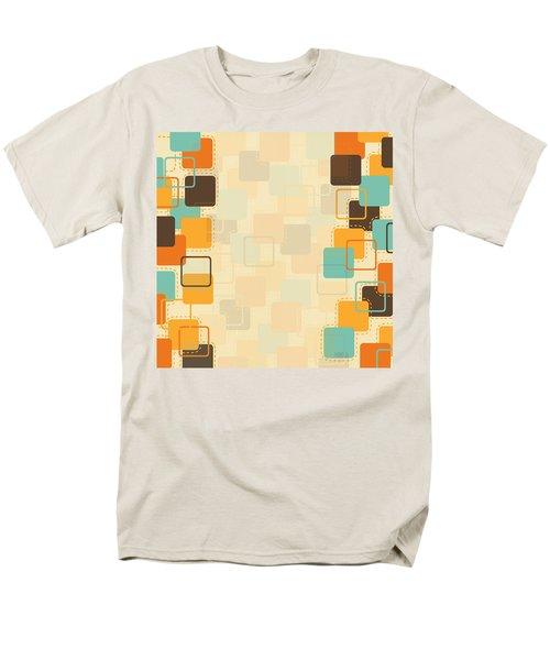 graphic square pattern T-Shirt by Setsiri Silapasuwanchai