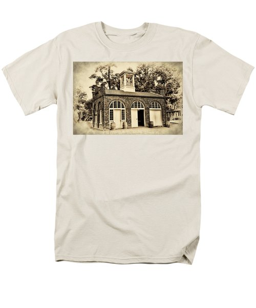Harpers Ferry Armory T-Shirt by Bill Cannon