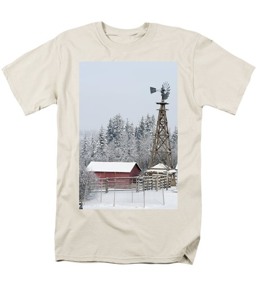 Heritage Park Historical Village T-Shirt by Michael Interisano