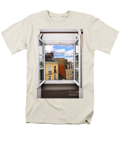 Open window T-Shirt by Elena Elisseeva