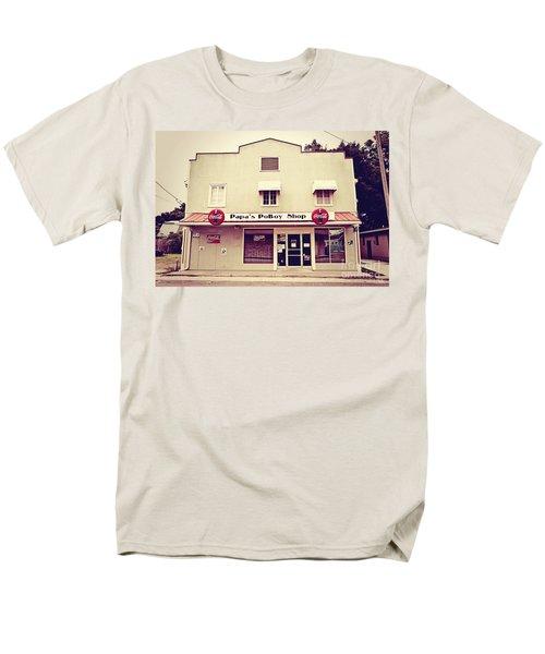 Papa's PoBoy's T-Shirt by Scott Pellegrin