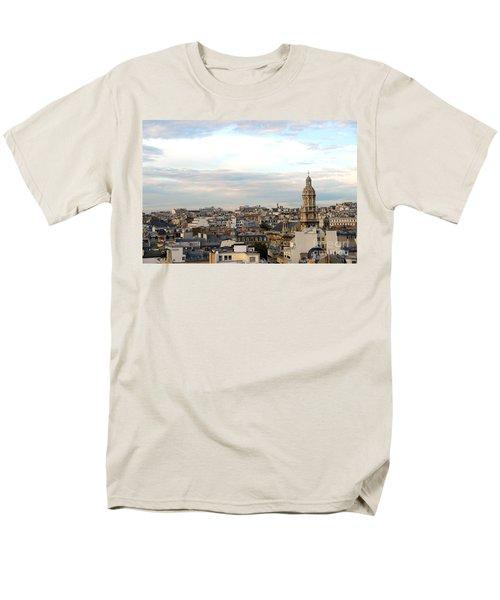 Paris rooftops T-Shirt by Elena Elisseeva