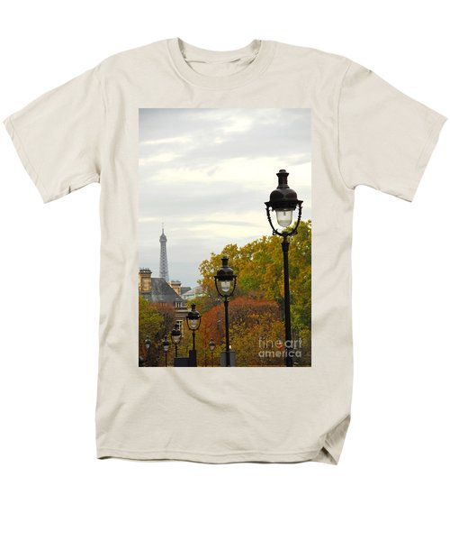 Paris street T-Shirt by Elena Elisseeva