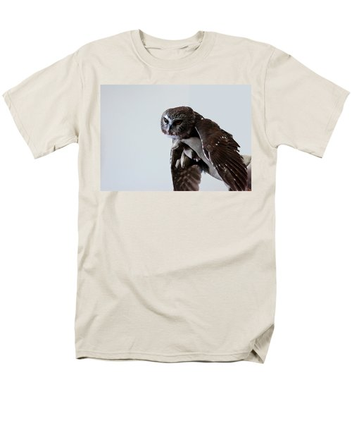 Screech Owl T-Shirt by LeeAnn McLaneGoetz McLaneGoetzStudioLLCcom