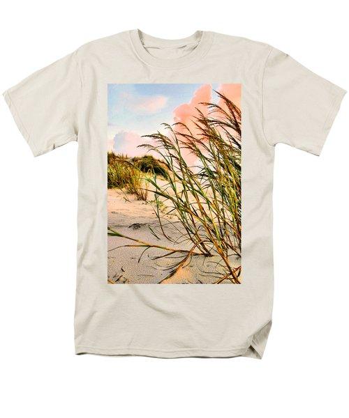 Sea Oats and Dunes T-Shirt by Kristin Elmquist