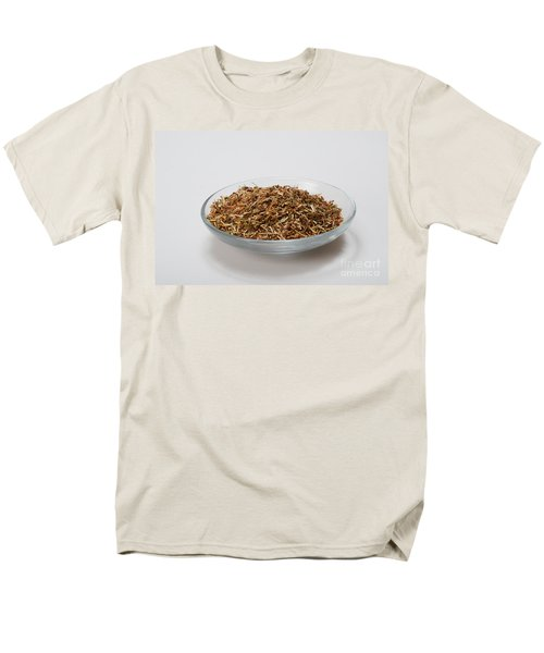 St Johns Wort Dried Herb T-Shirt by Photo Researchers, Inc.