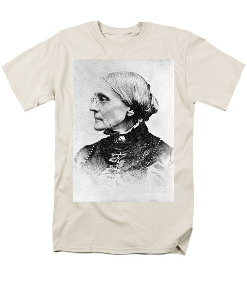 Susan B. Anthony, American Civil Rights T-Shirt by Photo Researchers, Inc.