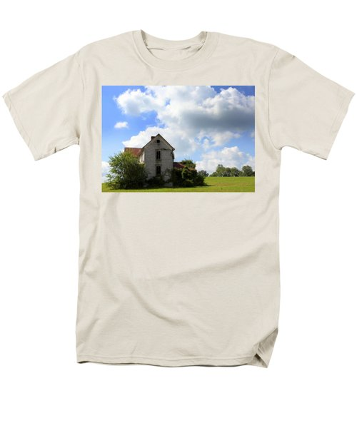 The House On the Hill T-Shirt by KAREN WILES