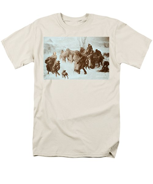 The Underground Railroad T-Shirt by Photo Researchers