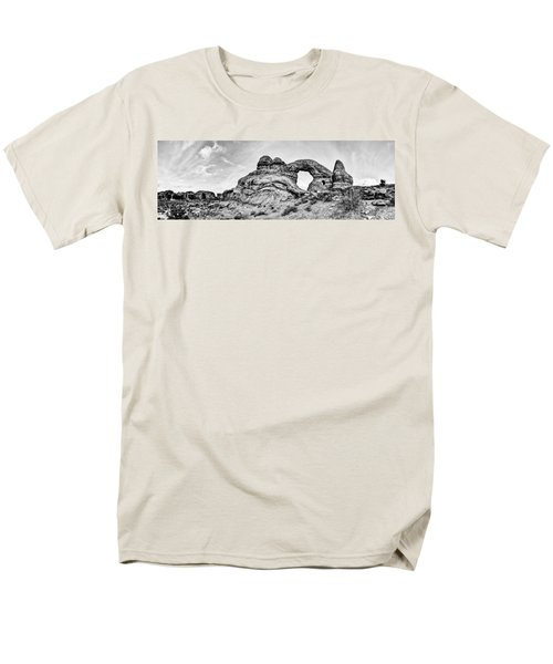Turret Pano T-Shirt by Chad Dutson