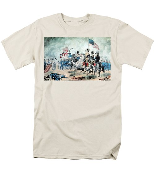 War Of 1812 Battle Of New Orleans 1815 T-Shirt by Photo Researchers