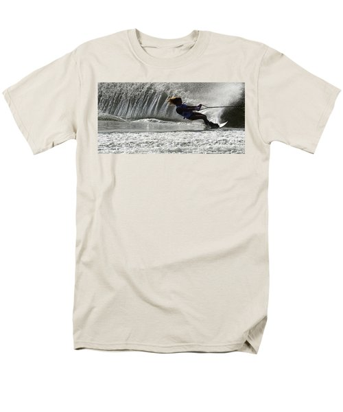 Water Skiing Magic of Water 12 T-Shirt by Bob Christopher