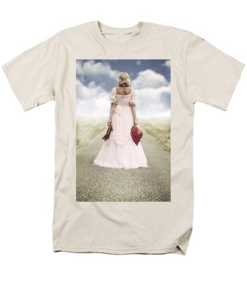 woman on a street T-Shirt by Joana Kruse