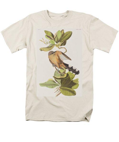 Mangrove Cuckoo Men's T-Shirt  (Regular Fit) by John James Audubon