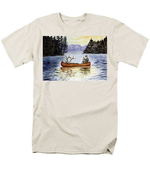 Solitude T-Shirt by JIMMY SMITH