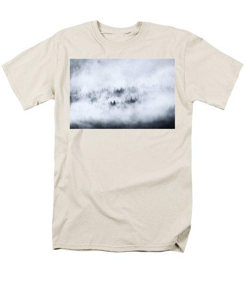 Winter T-Shirt by Mike  Dawson
