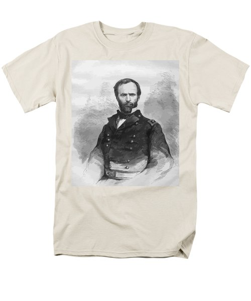 General Sherman T-Shirt by War Is Hell Store