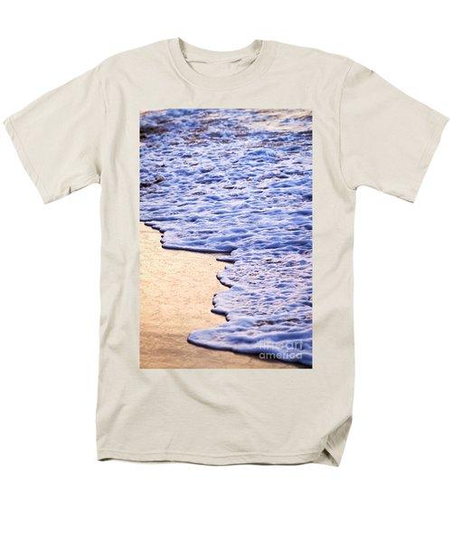 Waves breaking on tropical shore T-Shirt by Elena Elisseeva